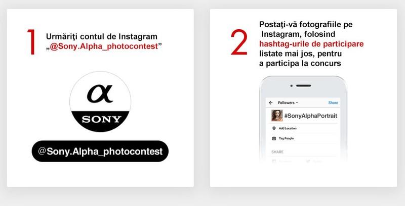 #SonyAlphaPortrait instagram concurs foto portret