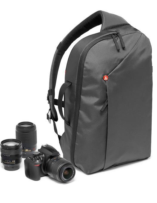 poza geanta rucsac foto calatorii Manfrotto NX sling