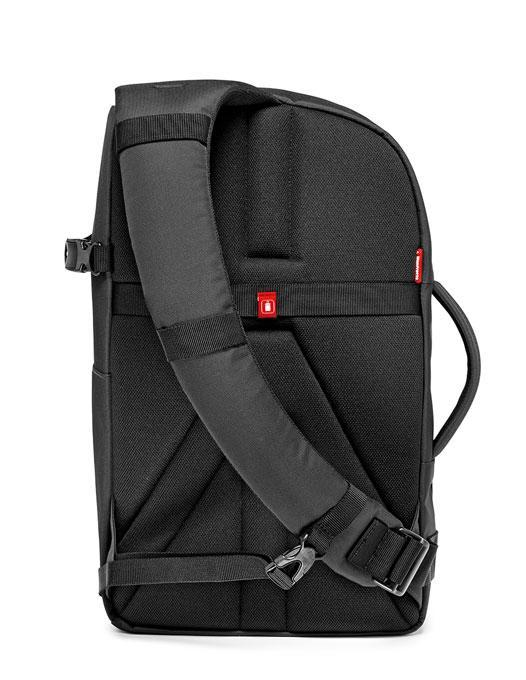 Manfrotto NX sling poza geanta rucsac foto calatorie