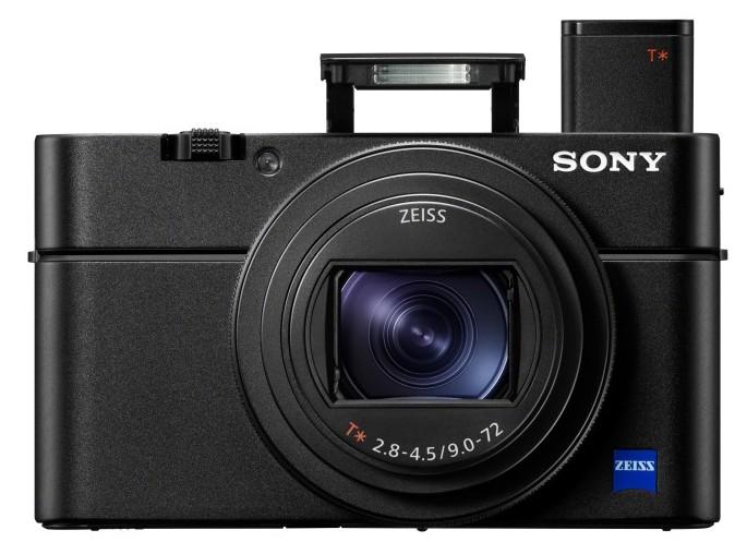 poza aparat foto compact bun Sony RX100 VI DSC-RX100M6