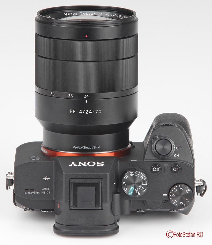 butoane aparat foto mirrorless sony ILCE-7M3
