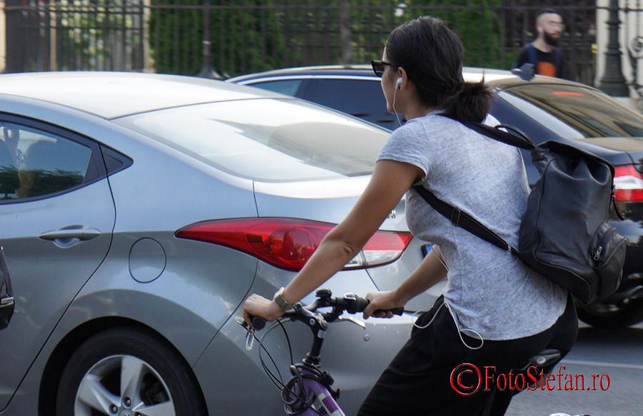 Test Sony A7 III pareri autofocus poze biciclisti bucuresti