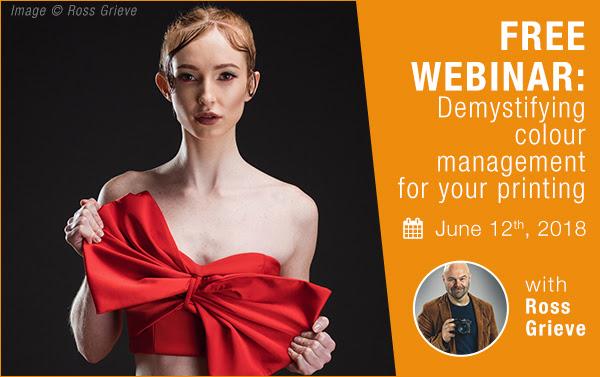 Gestionarea culorilor pentru imprimanta foto - webinar gratuit