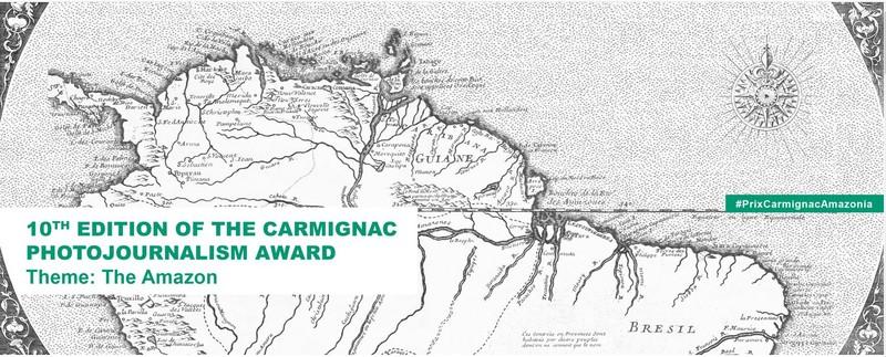Carmignac Photojournalism Award amazon forest