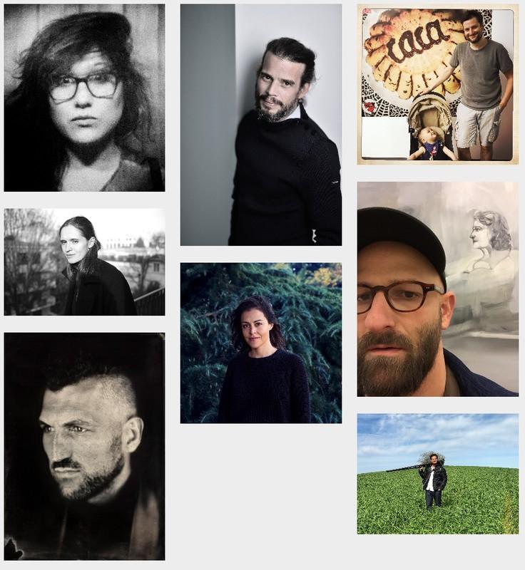 artisti poze concurs proiect fotografie prix elysee