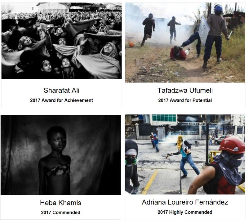 winners Ian Parry Scholarship castigatori burse fotografie fotojurnalism