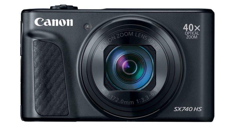 Canon PowerShot SX740 HS poza aparat foto compact calatorie vacanta