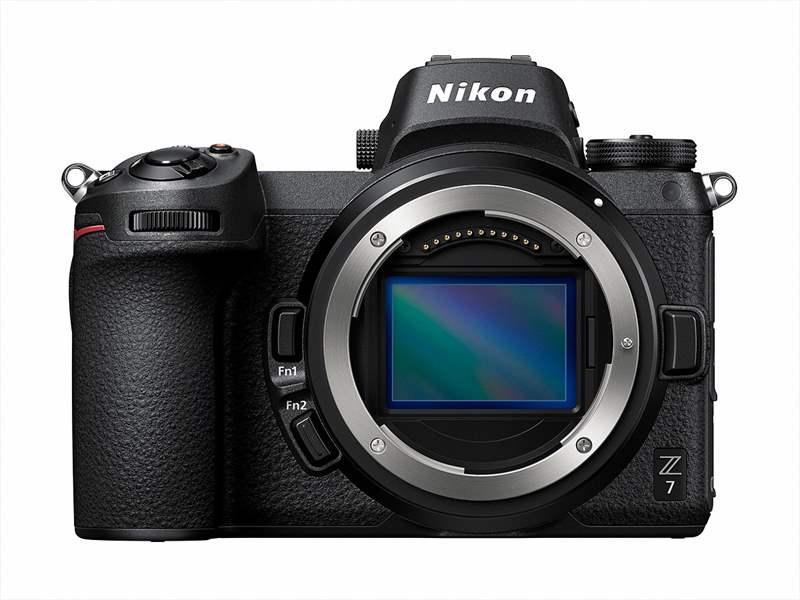 nikon z7 poza senzor full frame aparat foto mirrorless
