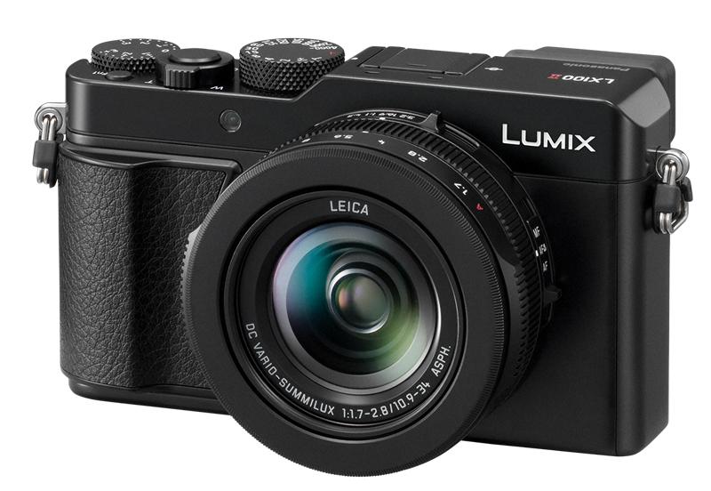 Panasonic Lumix LX100 II poza aparat foto compact performant