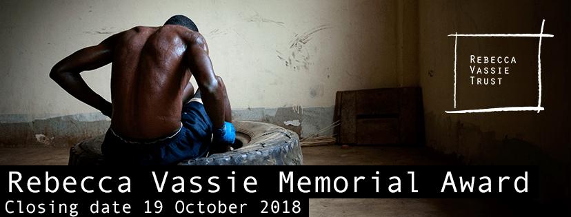 Rebecca Vassie Memorial Award concurs fotografie documentara fotografi britanici