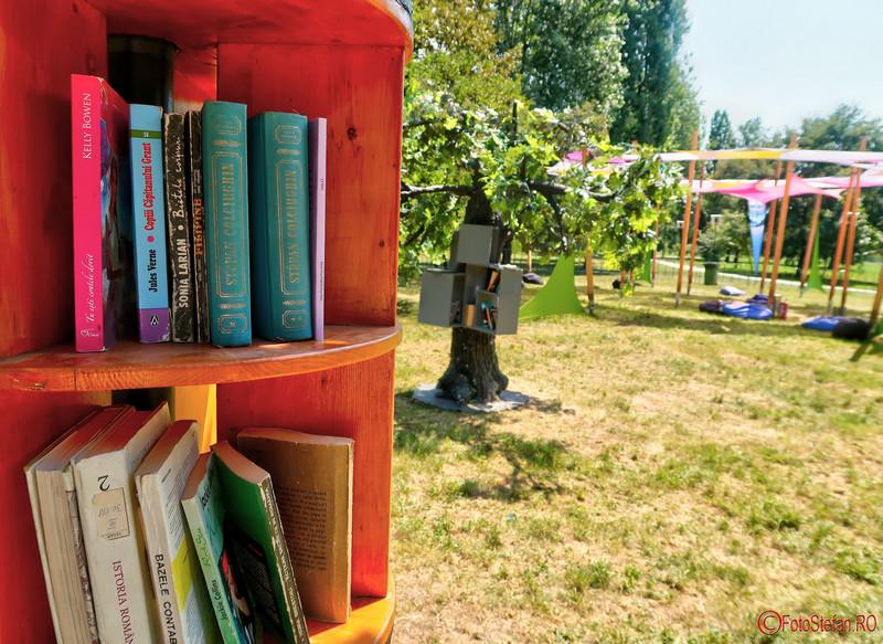 Copacul cu Carti poze parcul izvor bucuresti 2018 fotografii