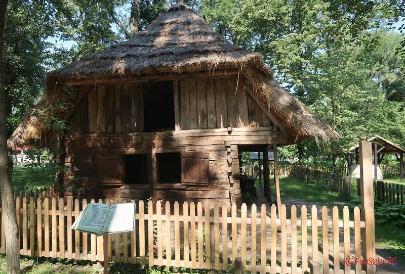 Muzeul Satului Timisoara poze case taranesti banat fotografii