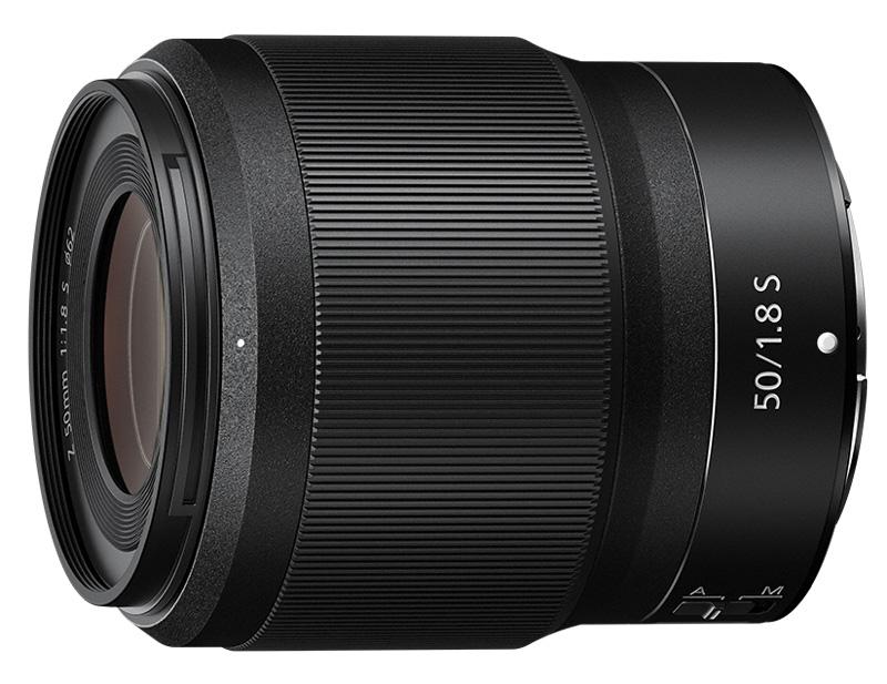 Nikon Z poza obiectiv nikkor 50mm mirrorless