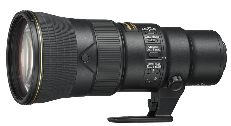 Nikon AF-S NIKKOR 500mm f/5.6E PF ED VR poza teleobiectiv dslr mirrorless