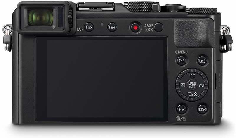 panasonic lumix lx100 mark ii aparat foto compact performant