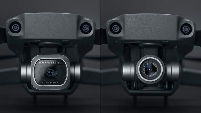 DJI Mavic 2 Pro DJI Mavic 2 Zoom drone fotografie aeriana profesionala