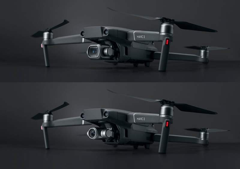 DJI Mavic 2 Pro DJI Mavic 2 Zoom poze drone