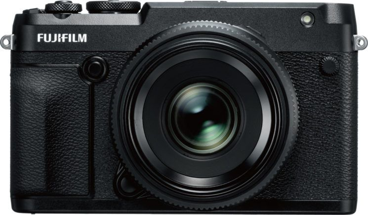 Fujifilm GFX 50R poza aparat foto mirroless senzor mare