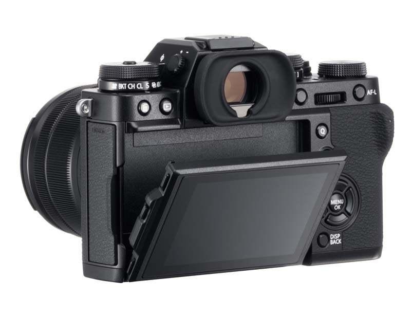 Fujifilm X-T3 lcd rabatabil poza aparat foto mirrorless