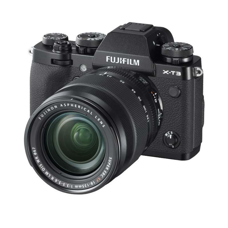 Fujifilm X-T3 poza aparat foto mirrorless