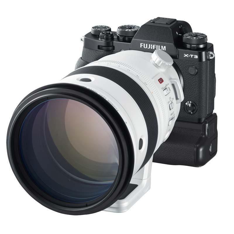 Fujifilm X-T3 poza aparat foto mirrorless zoom