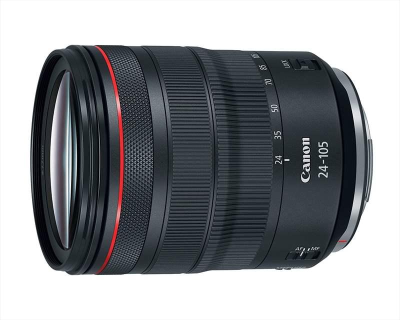 Canon RF 24-105mm f/4L IS USM obiectiv
