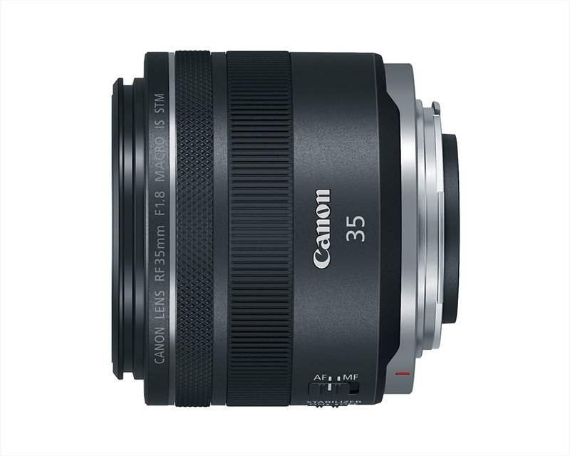 obiectiv Canon RF 35mm f/1.8 MACRO IS STM