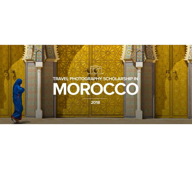 Travel Photography Scholarship to Morocco