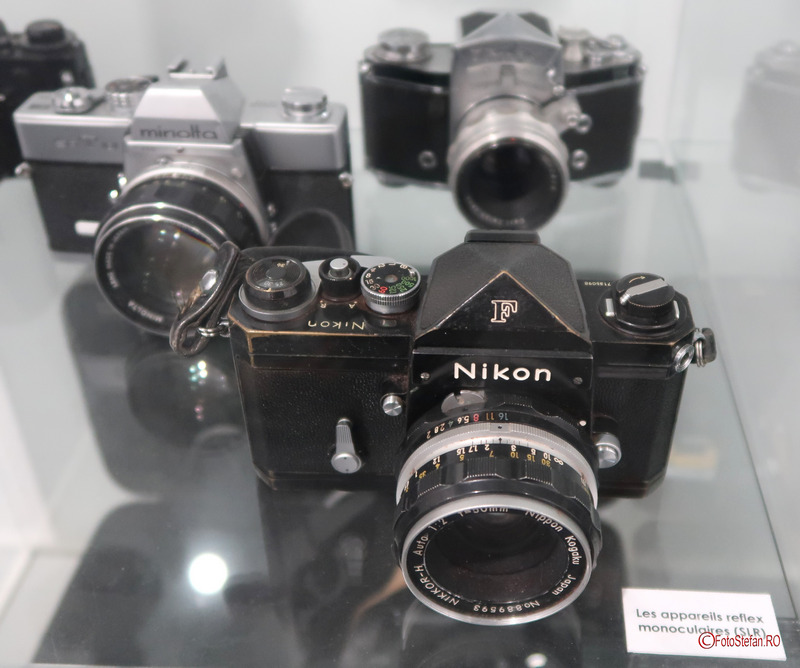 Muzeul Fotografiei Nisa Franta aparate foto