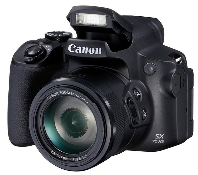 Canon SX70 HS blit intern aparat foto bridge zoom 65x