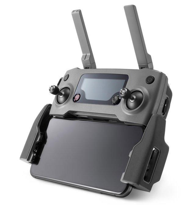 poza telecomanda drona dji mavic