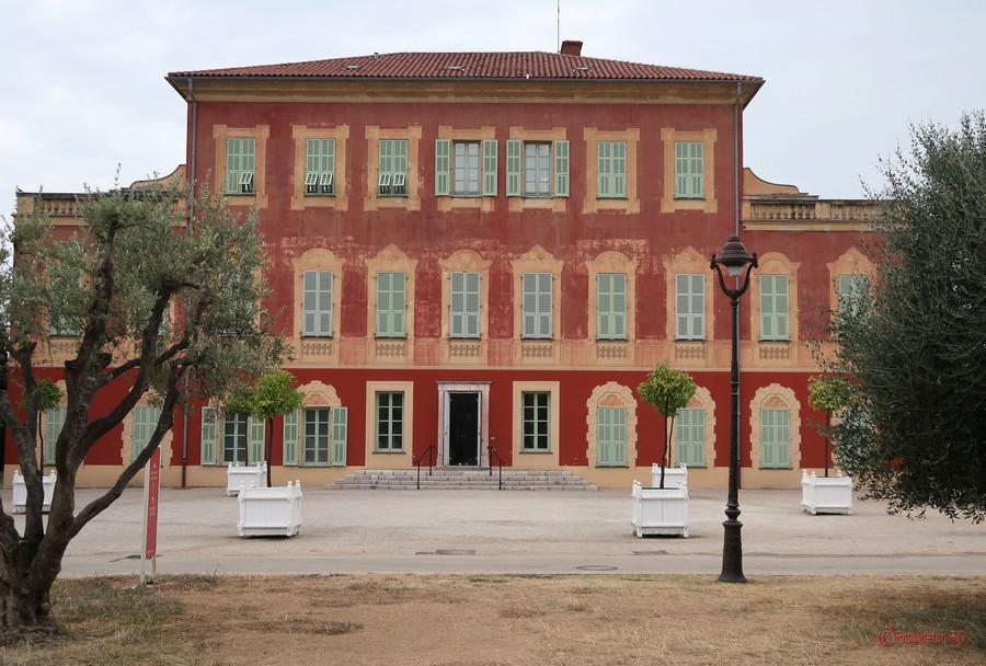 Muzeul Matisse poze Nisa fotografii Franta calatorie