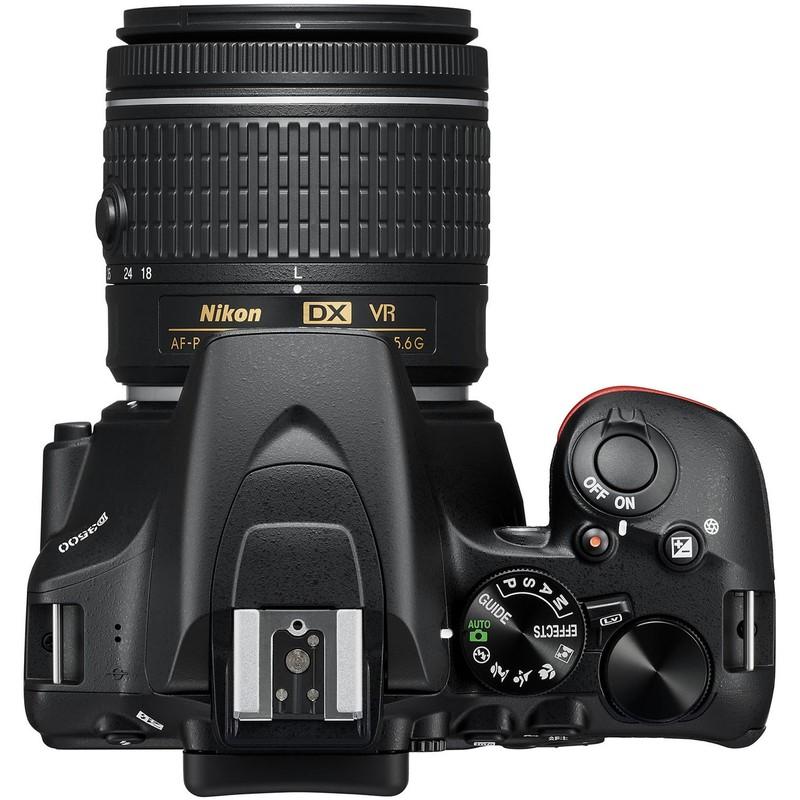 Nikon D3500 dslr Nikkor 18-55 VR