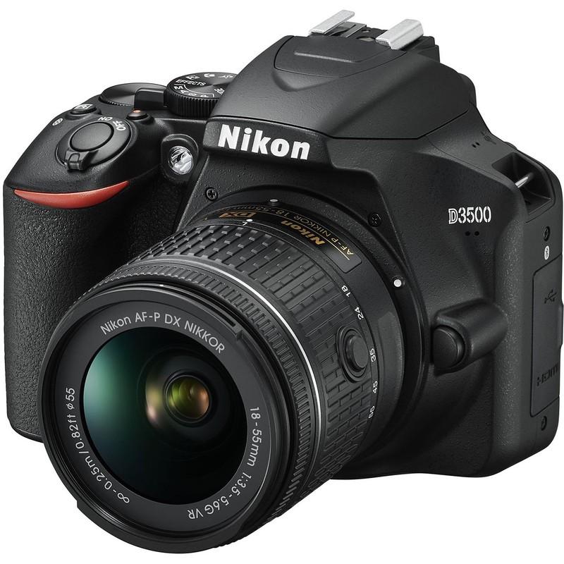 Nikon D3500 poza dslr compact fotograf incepator