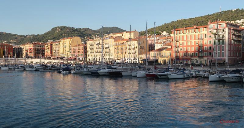 de la Nisa la Saint Tropez vapor poze fotografii calatorie franta vacanta