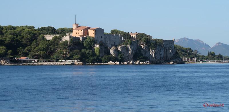 Île Sainte-Marguerite Fort Royal Iron Mask poze cetate