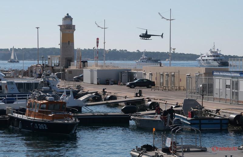 poza elicopter turistic coasta de azur franta cannes