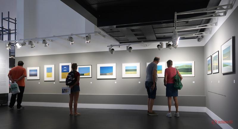 Franco Fontana peisaje Muzeul Fotografiei Nisa Franta