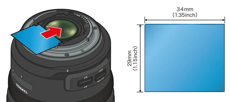 poza obiectiv tamron modelul A041 montura canon