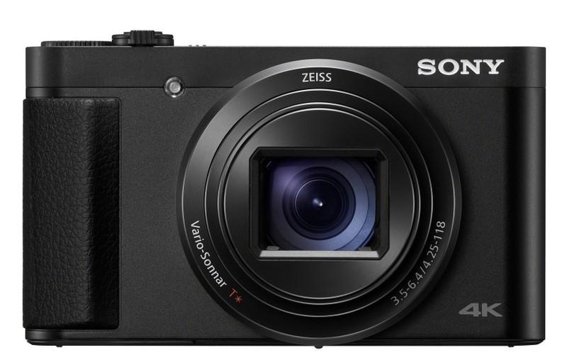 Sony HX95 poza aparat foto compact zoom mare calatorii