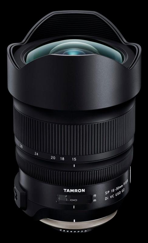 Tamron 15-30mm poza obiectiv ultra wide dslr