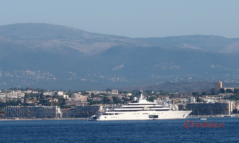 poza Eclipse Yacht Antibes Roman Abramovich french riviera