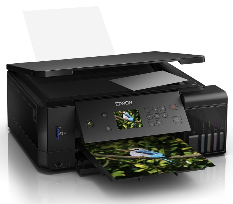imprimante foto epson l7160 ecotank cerneala claria