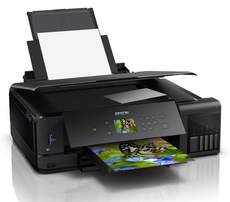 imprimante foto epson l7180 rezervor cerneala