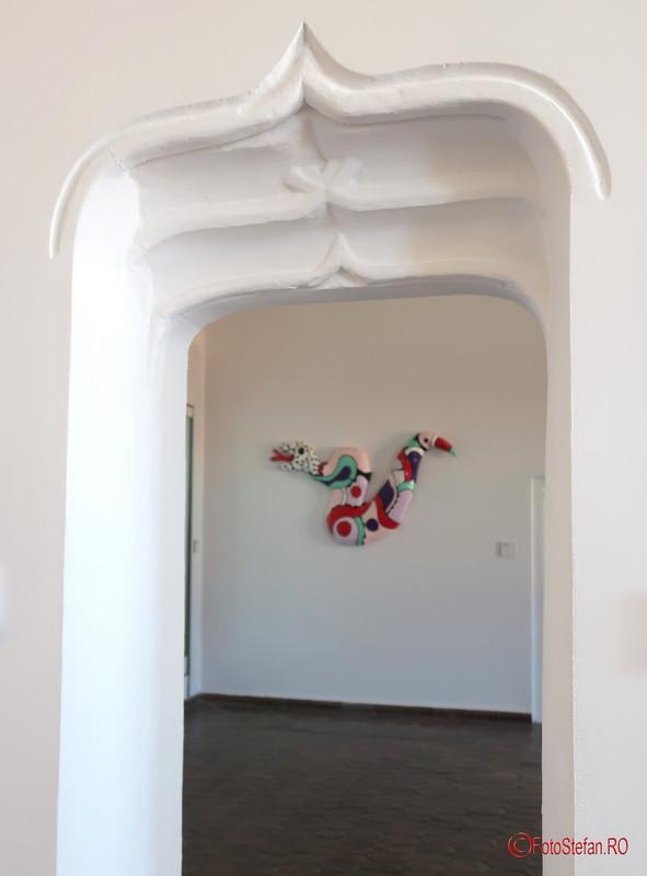 poze arta muzeul picasso antibes franta obiectiv turistic