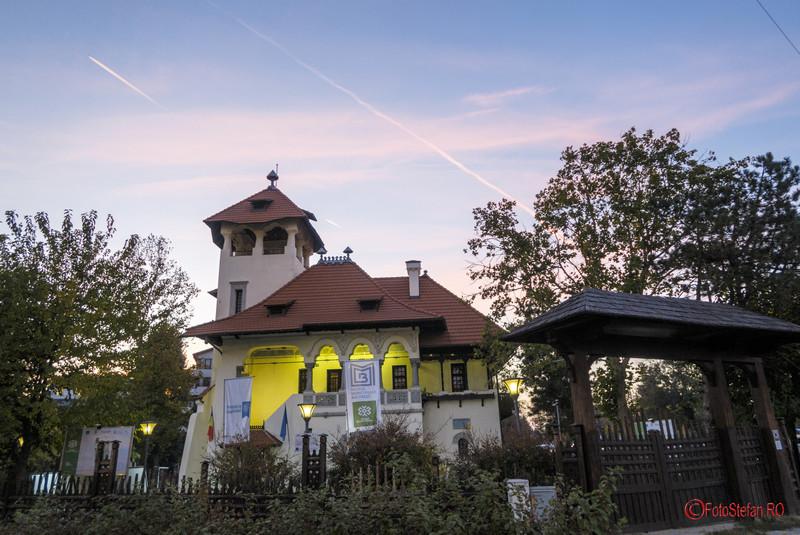 muzeul nicolae minovici doctor vila clopoteti bucuresti