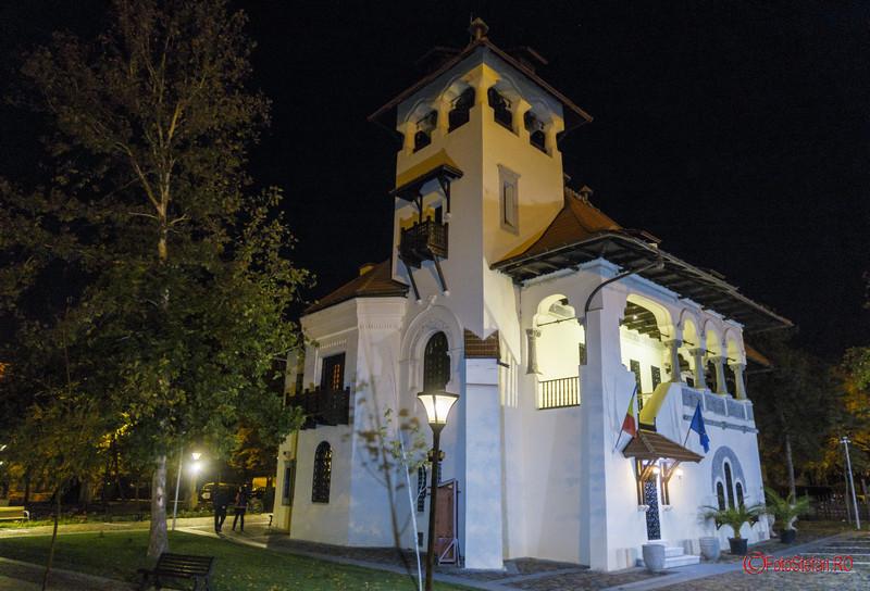 muzeul nicolae minovici bucuresti poza seara fotografii