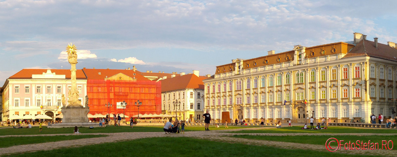 Muzeul de Arta Timisoara poza panoramica