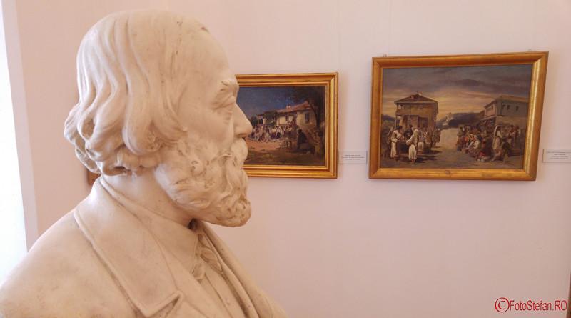 colectii Muzeul de Arta Timisoara fotografii pareri impresii