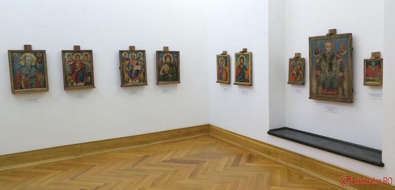 icoane Muzeul de Arta Timisoara fotografii